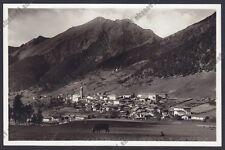 BERGAMO SCHILPARIO 42 VALLE DI SCALVE Cartolina 1931 REAL PHOTO