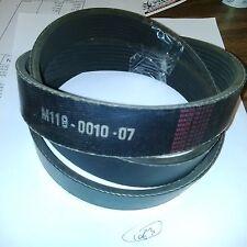 OKUMA PART M119-0010-07 -U.S.A.-  ONLY 1 OF 3 V-BELT set
