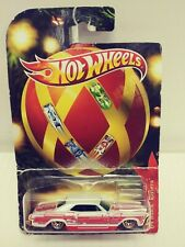 Hot Wheels - 2011 HOLIDAY HOT RODS - 64 Buick Rivera - white/red - NEW