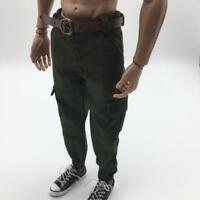 "1:6 Military Male Pants Men Trousers Clothing for 12"" Side Show Dragon Toy A"