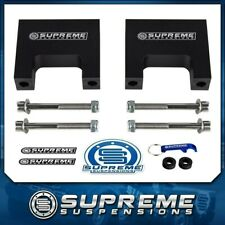 """Rear Shock Extenders for Lifted Oldsmobile 2.75"""" Wide Mounts Hardware Included"""