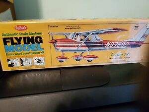 Guillows CESSNA 150, 24 INCH Balsa wood airplane model  # 309