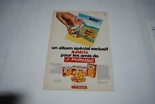 asterix  publicité magazine pelletier