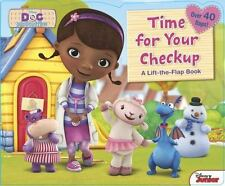 Doc McStuffins Time for Your Checkup! by Disney Book Group in Used - Like New