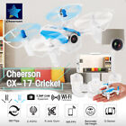 CX-17 2.4G 4CH 6 Axis WIFI Camera G-Sensor Mini RC Drone Quadcopter Helicopter