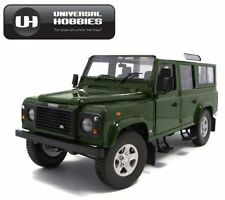 Universal Hobbies Land Rover Diecast Farm Vehicles