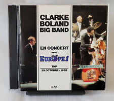 New ListingClark-Boland Big Band / En Concert Avec Europe1 (2Cd) - Benny Bailey, Art Farmer