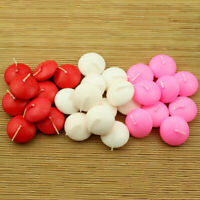 20pcs Water Floating Candles New Round Romantic Wedding Candles On Gi Party X7W0