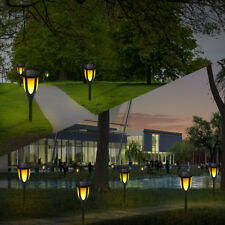 LED Solar Torch Lawn Light Waterproof Light Control Outdoor Garden Yard pond