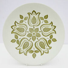 Vintage Retro 1970s JG Meakin Maidstone Tulip Time Salad Dinner Plate
