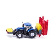 Siku 1799 New Holland Tractor with Plant Protection SPRAYER SCALE 1:87 NEW! °