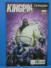 Kingpin #2  Venomized Variant  Marvel Comics CB17339