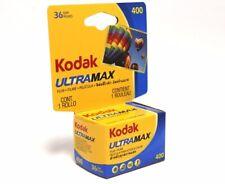 2 Pellicole 35mm Rullino Colore Kodak Ultramax 400 asa 36 foto - scad.02/2023