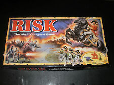 Risk Parker Brothers 1993 Nice Condition!