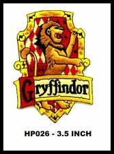 Gryffindor Red Shield Patch - Hp026