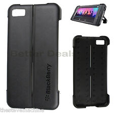 New Genuine OEM Z10 Blackberry Transform Carry Case Cover Shell - Black