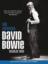 The Complete David Bowie (Revised and Updated 2016 Edition), Nicholas Pegg, Very