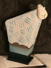 More details for artforum frances sheep head to right classic design farmyard fun series 1990's