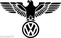 VW Bird Car/Window/Van JDM VW VAG EURO Vinyl Decal Sticker Funny T1 T2 T3 T4 T5