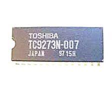 TOSHIBA TC9273N-007 DIP-28 ANALOG SWITCH ARRAY ICs