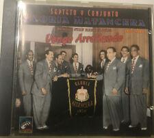 RARE cd Tumbao Septeto Conjunto Gloria Matancera Vengo Arrollando 1937-1949