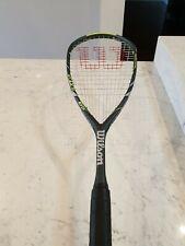 Wilson Force 165 Blx Squash Racquet