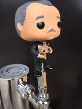 The Godfather Tap Handle Don Corleone Marlon Brando Movie Beer Keg Kegerator