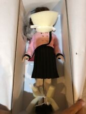 "Betsy McCall Perfectly Suited 14"" Doll Porcelain New"