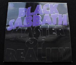 BLACK SABBATH Master Of Reality UK Vertigo 1971 1st pressing *MINT* LP w POSTER