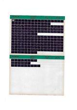 microfiche honda  cb600 hornet 1998 a 2000 catalogue pieces detachees parts list