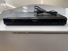 New listing Panasonic Dmr Ez28 Dvd Recorder -No Remote - Tested, works.