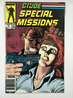 1988 G.I. Joe Special Missions #11 Marvel Copper Age COMIC BOOK