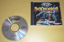 Necronomicon - The Devils Tongue / DELTA 1990 / W. Germany / Rar