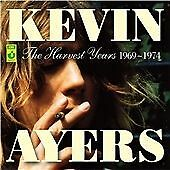 Kevin Ayers - The Harvest Years 1969-1974 (2012)  5CD  NEW/SEALED  SPEEDYPOST