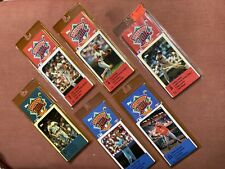 CHEAP! TOPPS 1989 Baseball Talk Sound Cards LOT (6) LJN Sportstalk  = 24 Players