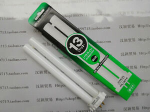 220V13W Hitachi FPL13EX-N square four-pin eye protection lamp tube