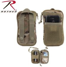 Multicam Military Tactical Molle Wallet Personal Effects Pouch Rothco 11661