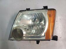 Nissan Xterra Headlight Head Light Driver's Left 2005 - 2015