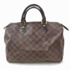 Louis Vuitton Damier Ebene Speedy 30 Boston MM 869867