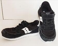 Saicony Boys Baby Jazz LT 10.5 Sneaker Black Euc