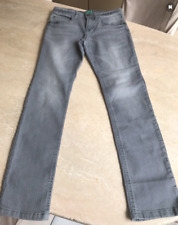 """JEANS """"UNITED COLORS OF BENETTON"""" GRIS - TAILLE : 2XL - 11/12 ANS"""