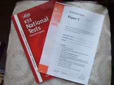 LETTS KS3 Science National Tests Levels 5-7  by Jackie Clegg (Paperback, 2005)