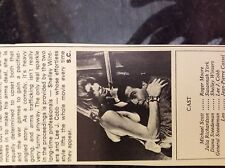 a1r ephemera 1970s film review that lucky touch roger moore susannah york