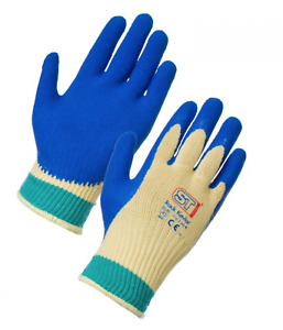Supertouch Rock Cut Resistant Glove Made with Kevlar
