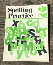 SPELLING PRACTICE 2 by John Hedley Collectable Paperback 1980