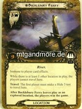 Lord of the rings lunaires - 1x Bucklebury Ferry #035 - the Black riders