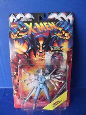 "MARVEL X-MEN INVASION SERIES ""SPIRAL""  ARM SPINNING ACTION  1995"