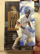 1994 Upper Deck Series 2 Factory sealed Western Region Hobby Box Free Shipping