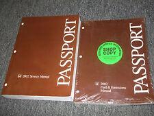 2002 HONDA PASSPORT TRUCK Service Repair Shop Manual OEM 02 FACTORY BOOK