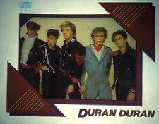 Duran Duran band 80s, vintage retro tshirt transfer print new, NOS